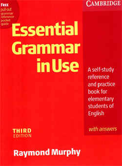 Учебник Раймонда Мерфи 'Essential Grammar in Use' 3-е издание
