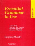 Разные издания красного Мёрфи 'Essential Grammar in Use'